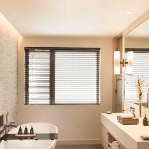 Luxury Mauritius Holiday Packages Anantara Iko Luxury Mauritius Resort & Villas Deluxe Ocean View Room Bathroom View