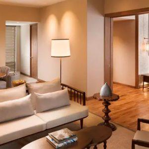 Luxury Mauritius Holiday Packages Anantara Iko Luxury Mauritius Resort & Villas Garden View Suite Living Room View 2