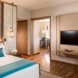 Luxury Mauritius Holiday Packages Anantara Iko Luxury Mauritius Resort & Villas Ocean View Suite Bedroom View 2