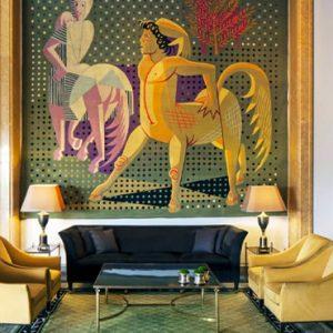 Luxury Portugal Holidays Four Seasons Hotel Ritz Lisbon Almada Negreiros Lounge