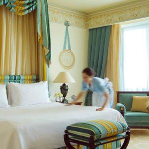 Luxury Portugal Holidays Four Seasons Hotel Ritz Lisbon Bedroom