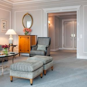 Luxury Portugal Holidays Four Seasons Hotel Ritz Lisbon Central One Bedroom Suite 4