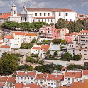 Luxury Portugal Holidays Four Seasons Hotel Ritz Lisbon City View