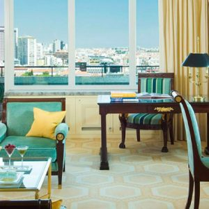 Luxury Portugal Holidays Four Seasons Hotel Ritz Lisbon Imperial One Bedroom Suite 2