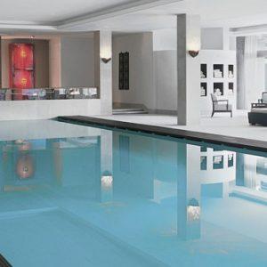 Luxury Portugal Holidays Four Seasons Hotel Ritz Lisbon Indoor Pool