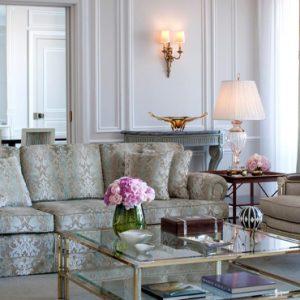 Luxury Portugal Holidays Four Seasons Hotel Ritz Lisbon Living Room