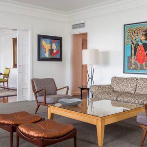 Luxury Portugal Holidays Four Seasons Hotel Ritz Lisbon Living Room 1