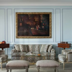 Luxury Portugal Holidays Four Seasons Hotel Ritz Lisbon Living Room 2