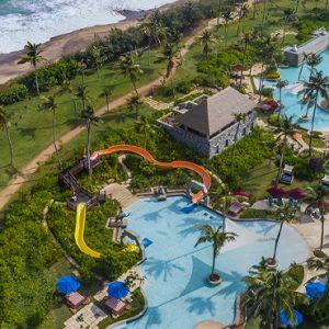 Luxury Sri Lanka Holidays Shangri La's Hambantota Golf Resort & Spa Aerial View