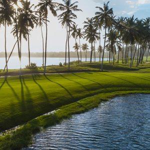 Luxury Sri Lanka Holidays Shangri La's Hambantota Golf Resort & Spa Golf Course