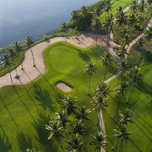 Luxury Sri Lanka Holidays Shangri La's Hambantota Golf Resort & Spa Golf Course 3