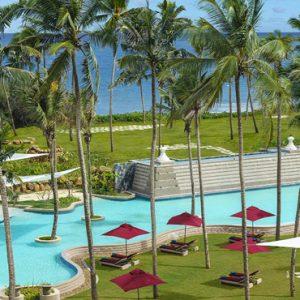 Luxury Sri Lanka Holidays Shangri La's Hambantota Golf Resort & Spa Main Pool
