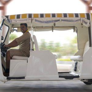 Luxury Sri Lanka Holidays Shangri La's Hambantota Golf Resort & Spa Motor Vehicle