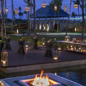 Luxury Sri Lanka Holidays Shangri La's Hambantota Golf Resort & Spa Night Exterior