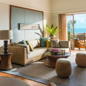 Luxury Sri Lanka Holidays Shangri La's Hambantota Golf Resort & Spa Premium Ocean Suite 2
