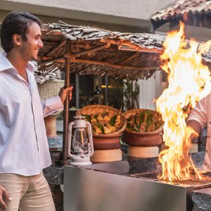 Luxury Sri Lanka Holidays Shangri La's Hambantota Golf Resort & Spa Restaurant 2