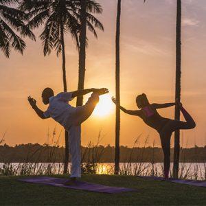 Luxury Sri Lanka Holidays Shangri La's Hambantota Golf Resort & Spa Yoga