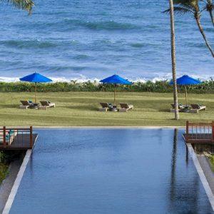 Luxury Sri Lanka Holidays Shangri La's Hambantota Golf Resort & Spa Pool