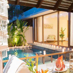 Luxury Thailand Holidays The Sarojin 2 Bedroom Pool Residence4