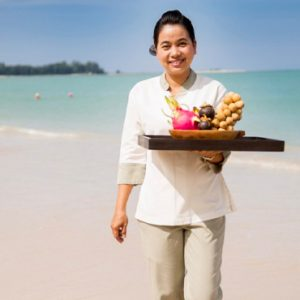 Luxury Thailand Holidays The Sarojin Beach Catering