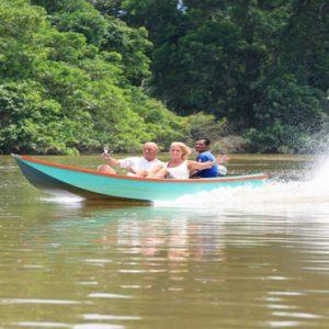 Luxury Thailand Holidays The Sarojin Canoeing