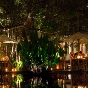 Luxury Thailand Holidays The Sarojin Dining Exterior