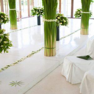 Luxury Thailand Holidays The Sarojin Indoor Wedding Setup1