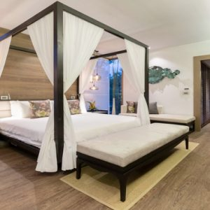 Luxury Thailand Holidays The Sarojin Jacuzzi Pool Suite2