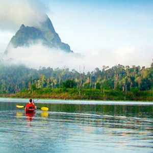 Luxury Thailand Holidays The Sarojin Kayaking