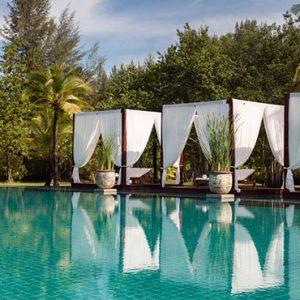 Luxury Thailand Holidays The Sarojin Pool