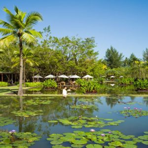 Luxury Thailand Holidays The Sarojin Pool Feature