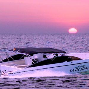 Luxury Thailand Holidays The Sarojin Sunset Cruise1