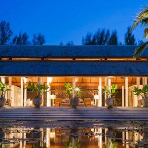 Luxury Thailand Holidays The Sarojin The Lobby