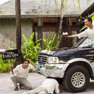 Luxury Thailand Holidays The Sarojin Transport