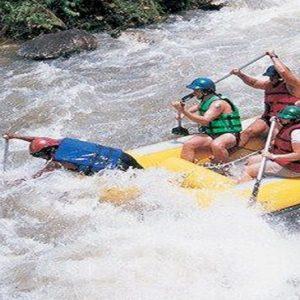 Luxury Thailand Holidays The Sarojin Water Rafting
