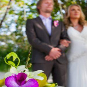 Luxury Thailand Holidays The Sarojin Wedding Couple