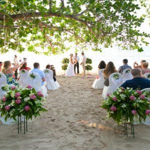 Luxury Thailand Holidays The Sarojin Wedding On Beach