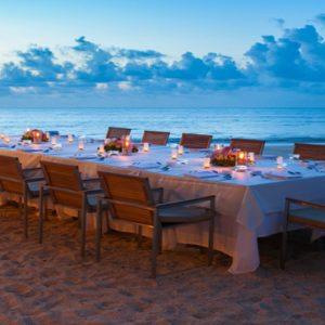Luxury Thailand Holidays The Sarojin Wedding Reception On Beach2