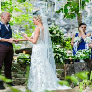 Luxury Thailand Holidays The Sarojin Wedding Setup