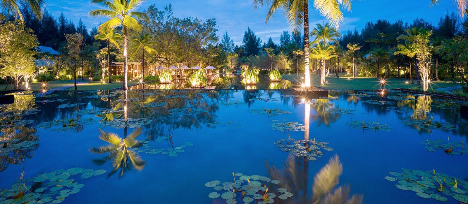 Luxury Thailand Holidays The Sarojin Header