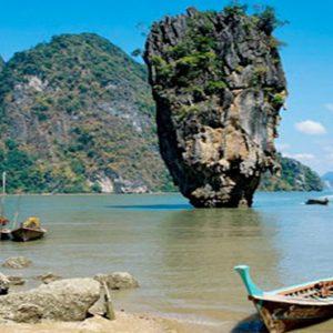 Luxury Thailand Holidays The Sarojin Location