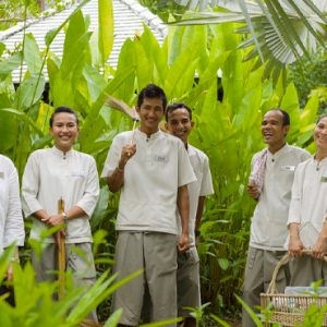 Luxury Thailand Holidays The Sarojin Staff
