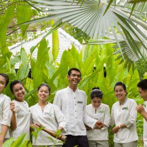 Luxury Thailand Holidays The Sarojin Staff 1