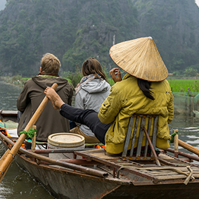 Luxury Vientam Holiday Excursion Hoa Lu And Tam Coc Tour From Hanoi Thumbnail