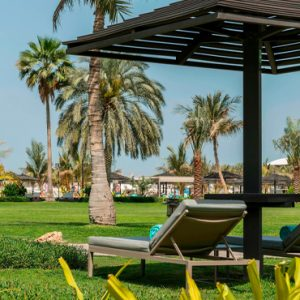 Sun Bed Le Royal Meridien Beach Resort & Spa Dubai Holidays