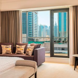 Super Deluxe City View Guest Room, 1 King Le Royal Meridien Beach Resort & Spa Dubai Holidays