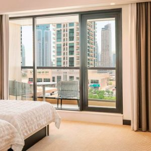 Super Deluxe City View Guest Room, 2 Twin (4) Le Royal Meridien Beach Resort & Spa Dubai Holidays