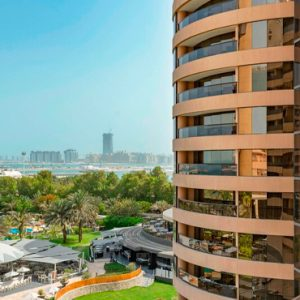 Super Deluxe Sea View Guest Room, 2 Twin (3) Le Royal Meridien Beach Resort & Spa Dubai Holidays