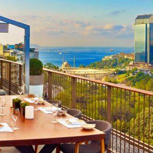 Dining 5 The St Regis Istanbul Turkey Holidays