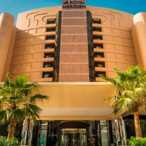 Exterior Le Royal Meridien Beach Resort & Spa Dubai Holidays